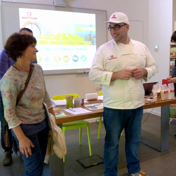 BioAcademy - Dimostrazione negozi - formazione professionale